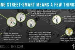 OMA: Pedestrian Infographic
