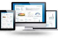 Social Media Dashboard (Excel)