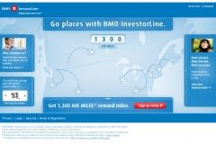 BMO InvestorLine Campaign (Adobe Flash)
