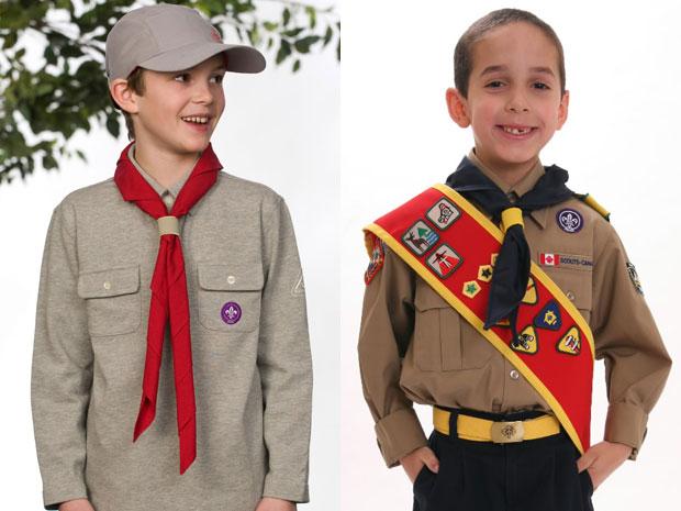 Scouts Uniform 2011